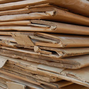 Recyclable Material - Cardboard